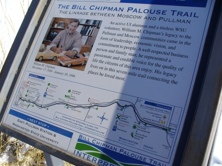Chipman Trail info