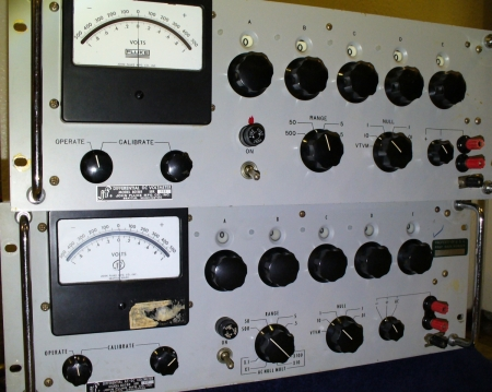 Fluke rack equipment