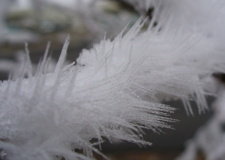 crystals closeup