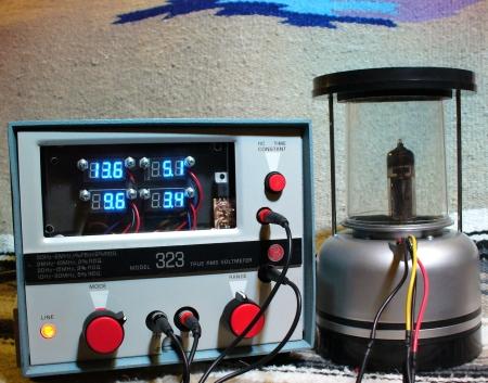 vacuum tube demo
