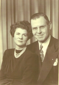 Fred Senior and Polly