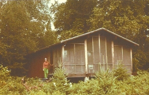 Beaver Island house