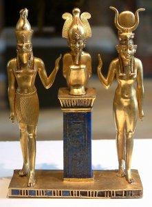 Horus Osiris, Isis