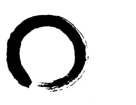 oriental circle character