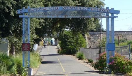 bikeways gate