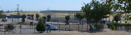 Sutter's Landing parking lot