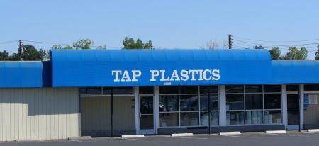 TAP Plastics Sacramento storefront