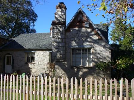 house on Academy Way