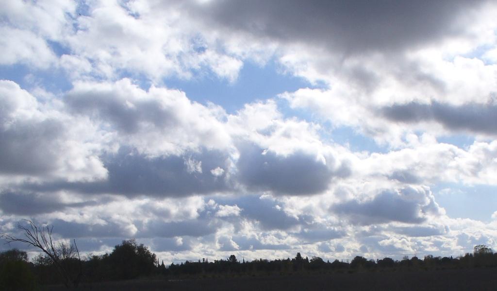 december clouds sacramento