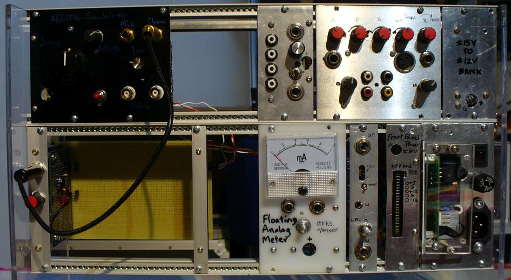 analog rack