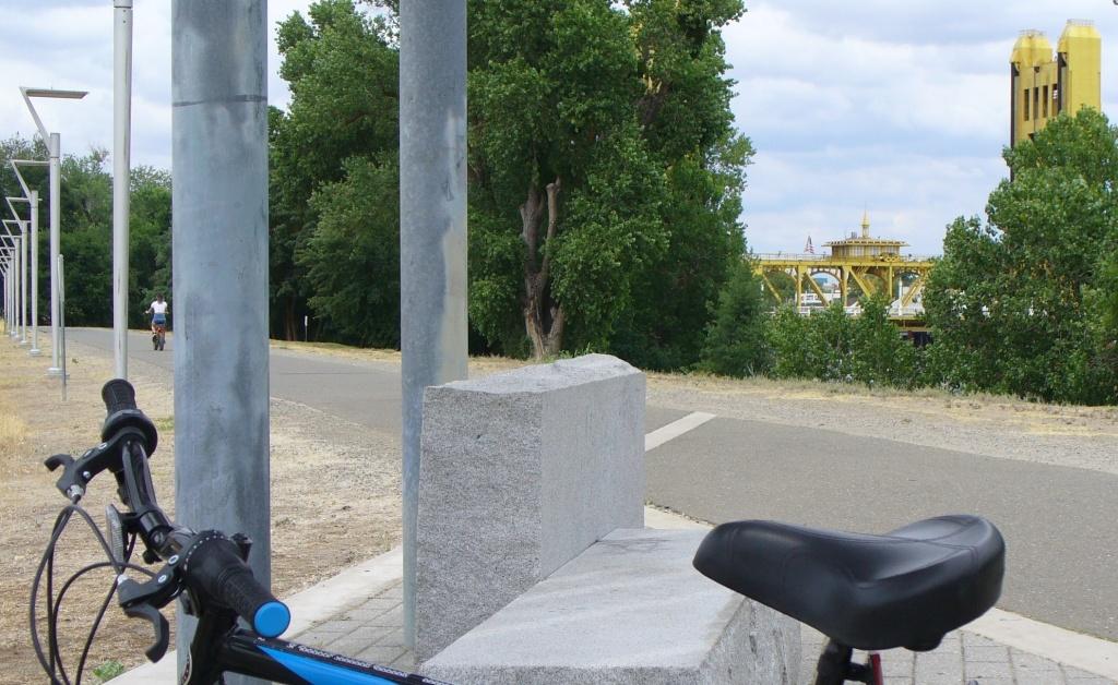 girl riding bike, etc.