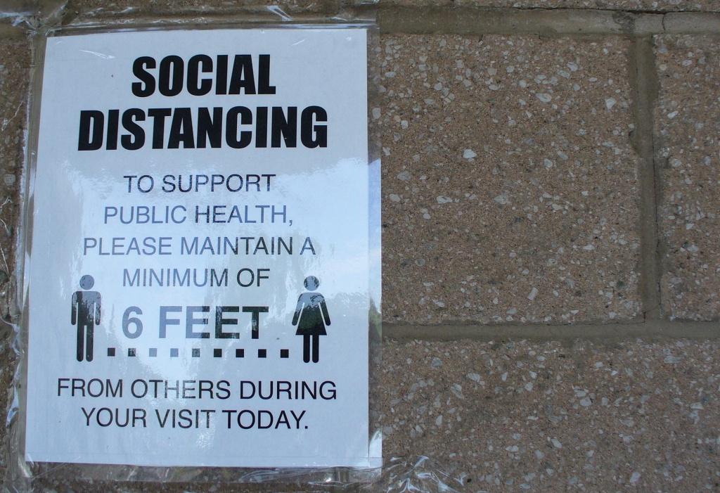 social distancing (winco)